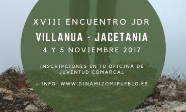 Los Monegros participará en el XXVIII Encuentro de Jóvenes Dinamizadores Rurales que tendrá lugar este fin de semana en Villanúa