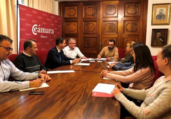 Laboral Kutxa ofrece condiciones especiales de financiación a través de un convenio con la Cámara de Huesca