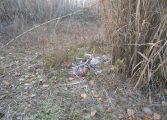 Limpiado uno de los vertederos ilegales denunciados por IU en Fraga después de la investigación abierta por seprona
