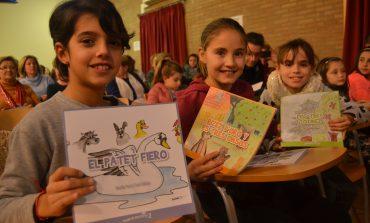 Tres cuentos clásicos infantiles traducidos al ribagorzano para los escolares de Fonz y Graus