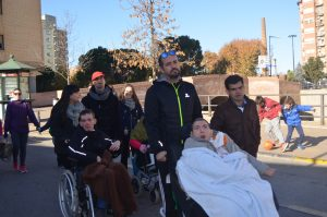 II Marcha por la Inclusión_RondaHuesca.