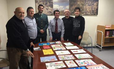 El jurado del II Concurso Escolar de Christmas ha elegido las postales premiadas