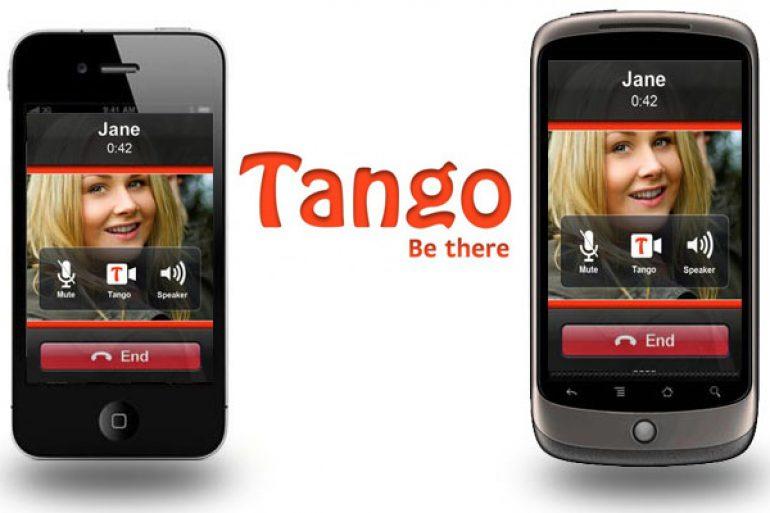 Tango: La aplicación de llamadas y video llamadas gratuita