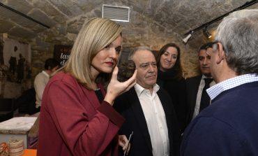 La inversión de más de 6 millones de euros permite la puesta en marcha de 1.600 hectáreas dedicadas en Huesca a la trufa
