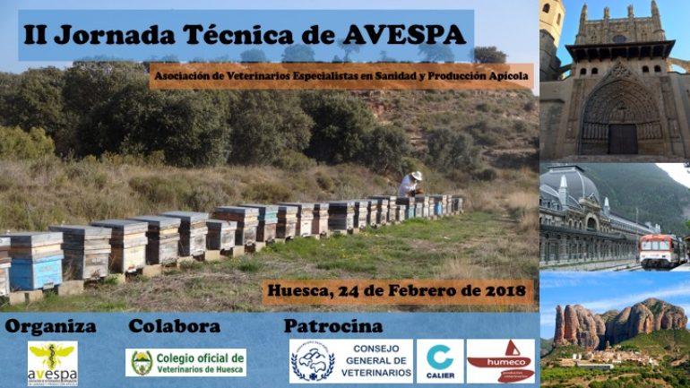 Huesca será sede en febrero de la II Jornada Técnica de AVESPA