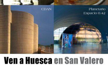 Turismo organiza visitas guiadas y ofrece degustaciones de productos para atraer a los zaragozanos en San Valero