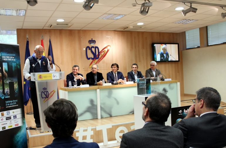 Cuenta atrás desde Madrid para la Quebrantahuesos con el 9.352 como número de corte en el sorteo oficial