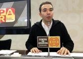 Guerrero (PAR) pide a la DGA que materialice en los presupuestos las promesas realizadas en relación al Sancho Ramírez
