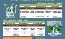 El Área de Medio Ambiente propone varias actividades gratuitas de sensibilización y concienciación ambiental