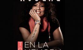 Rosana actuará en Huesca el viernes 20 de abril