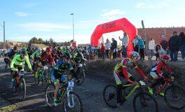 Éxito de la SENATOR BTT con 300 participantes que han disfrutado de una gran mañana de ciclismo de montaña