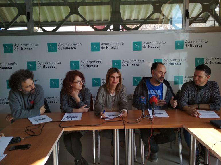 Actividad cultural de la ciudad de Huesca