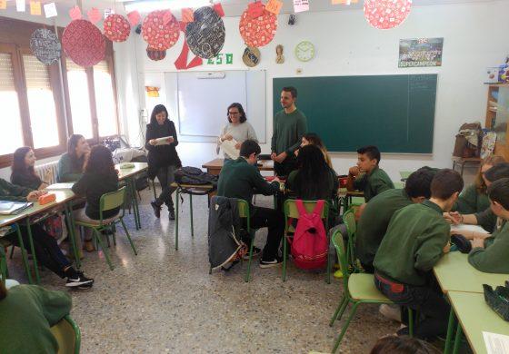 """Los jóvenes de Binéfar aprenden convivencia y participación con el programa """"Retomemos"""""""