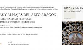 Presentación del libro Joyas y alhajas del Alto Aragón