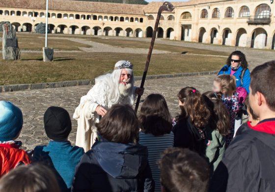 """Nace una nueva propuesta lúdico-cultural del Consorcio de la Ciudadela de Jaca con """"El Legado"""""""