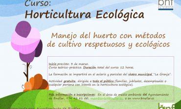 El Ayuntamiento de Binéfar crea huertos municipales para la enseñanza de métodos agroecológicos