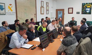 Guardia Civil de Huesca organiza la I Jornada de Actualización y Coordinación Policial en materia de Seguridad Ciudadana