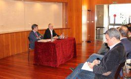 La Diputación de Huesca y las comarcas crean un grupo de coordinación provincial de bomberos
