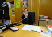 La responsable de la OMIC, Ana Fuertes Estallo, ha sido galardonada con el Premio al Buen Hacer en Consumo