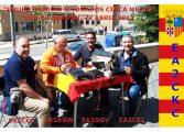 """Participación del """"Grupo Radioaficionados Cinca Medio"""" en la celebración del """"Día de Aragón 2018"""""""