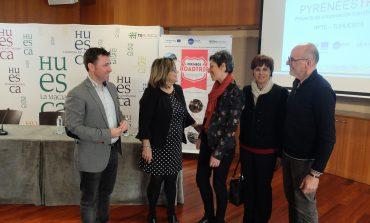 Hautes-Pyrénées y TuHuesca presentan el proyecto Pyrénées Road Trip y muestran la promoción conjunta del Pirineo a los empresarios oscenses