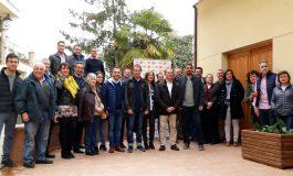 La intercomarcal del PAR prepara las elecciones municipales de 2019 en Naval