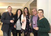 La D.O. Somontano vive un gran II Salón de sus vinos en Madrid