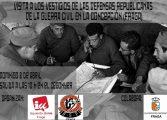 Visita a las defensas republicanas de la Guerra Civil en Fraga