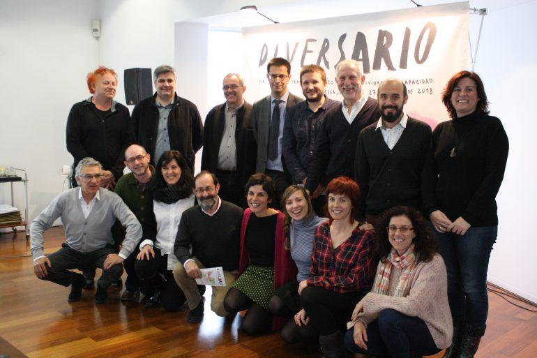 DIVERSARIO transformará Huesca en el referente internacional de la discapacidad y la creatividad