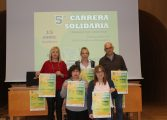 La V Carrera Solidaria en beneficio de la Asociación Española Contra el Cáncer Sariñena-Monegros se celebrará el 15 de abril