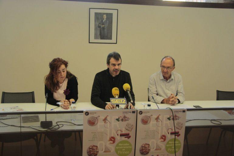 Una treintena de productores agroalimentarios participarán en la próxima cita de Hecho en los Pirineos en Graus