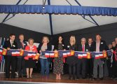 Más de cien personas participaron en el lanzamiento del proyecto Interreg SE CANTO en Pechbonnieu (Francia)