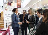 Empresas y estudiantes conocen en la XIII Feria de Tiendas Virtuales de Huesca las últimas tendencias del comercio electrónico