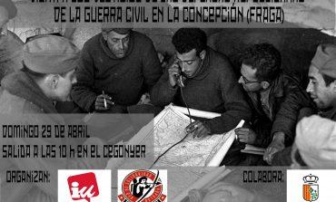 Visita guiada a las defensas republicanas de la Guerra Civil en Fraga