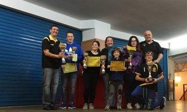 XXI Campeonato de dardos de Aragón