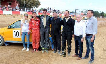 El circuito de Esplús se consolida en el Campeonato de España de Autocross