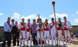 La localidad monegrina de Tardienta celebra la festividad de su patrona Santa Quiteria