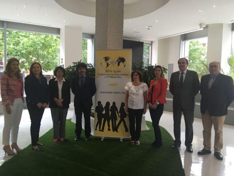 """Carmen Fernández, BPW Aragón: """"El objetivo principal que se persigue es que en Aragón también se empodere a las mujeres en todos los ámbitos"""""""