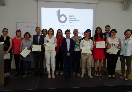 El Ayuntamiento concede el I Premio de Buenas Prácticas Empresariales a Fonoaudio y a la Carpintería Castellar