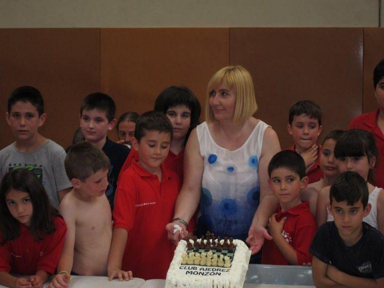 El pasado 16 de junio se celebró el V Torneo Comarca Cinca Medio de Ajedrez en la Almunia de San Juan
