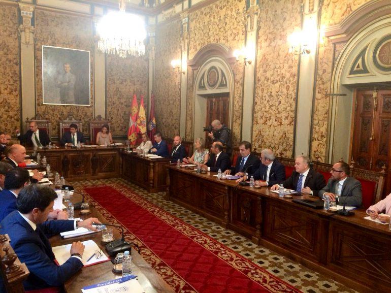 Miguel Gracia: 'Europa tiene la oportunidad de demostrar su compromiso contra la despoblación'