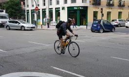 El 13.5% de los heridos graves en accidente de Tráfico en Huesca es ciclista