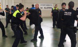 Guardia Civil de Huesca imparte formación de monitores en intervención operativa a Policías Locales de la provincia