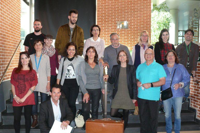 Cruz Blanca Huesca celebra  este 30 de Julio el Día Mundial contra la trata de seres humanos con una campaña de sensibilización en el centro de la ciudad.