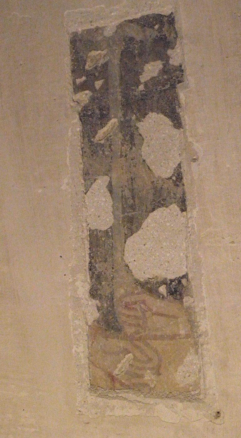 Las pinturas de la Iglesia de Cofita son de los siglos XII-XIII según los estudios preliminares