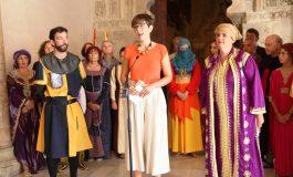"""Violeta Barba: """"La Morisma es una forma fantástica de acercarse a la historia de Aragón y una excusa perfecta para visitar Aínsa y Sobrarbe"""""""