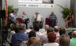 """Pampliega y otros destacados periodistas y políticos convierten a Castejón de Sos en el """"centro de la noticia"""""""