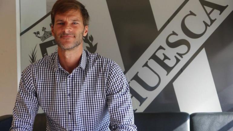 Empieza el sueño del Huesca
