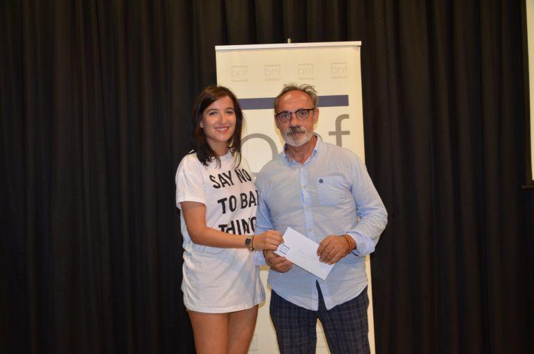 """Josep Millás gana el premio de honor en el XXVII Concurso de Pintura Rápida """"Memorial Pepe Beltrán"""" de Binéfar"""