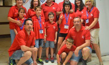 Gran actuación en el Premundial de Ajedrez de Padrón de la Escuela Ferroglobe de Monzón